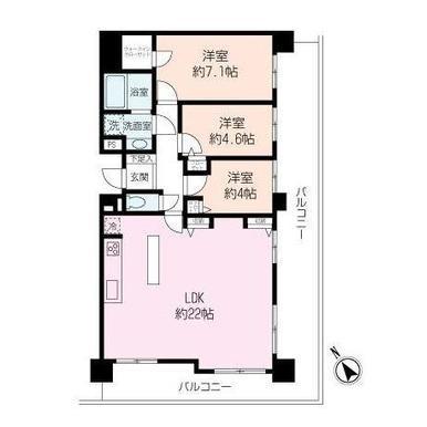 久里浜海岸パーク・ホームズ 208号室