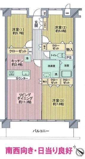 さくらマンション小松川