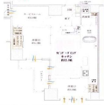 レ・ジェイド東向島 4階