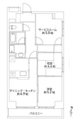 菱和パレス本所吾妻橋 ステーションビュー