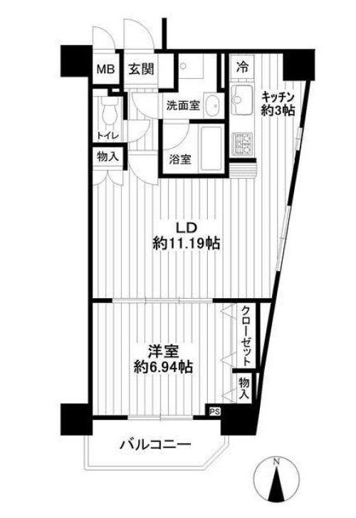 レグノ・ティーダ東京イースト