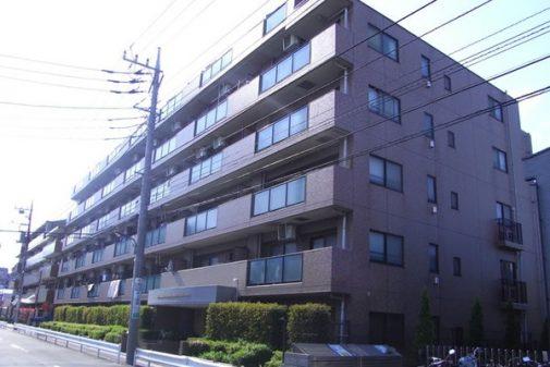 ライオンズマンション竹ノ塚元渕江公園第三